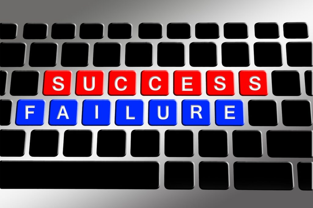 keyboard, success, successful